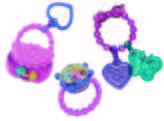 Fisher-Price Girl's Little Glamour Gift Set