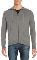 Strellson Hooded Zip-Front Jacket