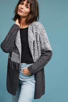 Harlyn Fringed Colorblock Cardigan