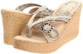 Sbicca Compass (Beige Snake) - Footwear