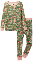 Tea Collection Mura Fitted 2-Piece Pajama (Toddler, Little Girls, & Big Girls)