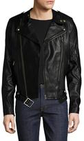 IRO Hydro Leather Motorcycle Jacket