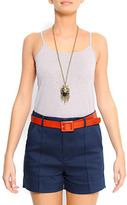 MANGO Relaxed-Fit Strap Top