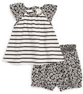 Tucker + Tate Infant Girl's Tee & Shorts Set
