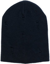 Dondup classic beanie - men - Polyamide/Viscose/Cashmere/Wool - One Size