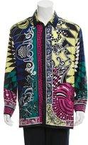 Versace Baroque Silk Shirt