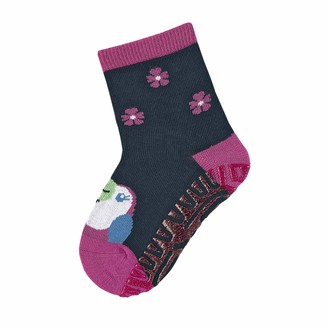 Sterntaler Baby Girls' Glitzer Flitzer Sun Kakadu Calf Socks