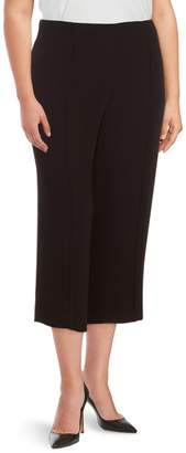 Rachel Roy Plus Flat Front Pants