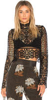 Stone_Cold_Fox Perkins Crop Top in Black. - size 0 / XS (also in 2 / M)