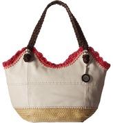The Sak Indio Satchel Shoulder Handbags