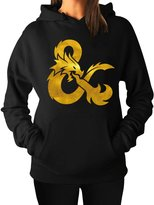 T8CK0-hoodies Dungeons and Dragons DnD women Long Sleeve sweat shirts XXL