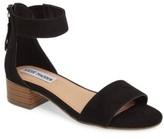 Steve Madden Girl's Darcie Block Heel Sandal