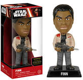 Star Wars VII Wacky Wobblers - Finn