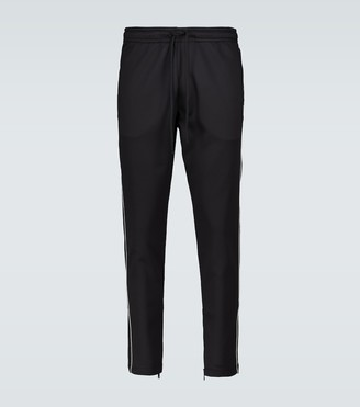 Valentino VLTN slim-fit trackpants