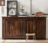 Pottery Barn Bowry Reclaimed Wood Media Console