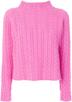 Lamberto Losani classic knitted sweater