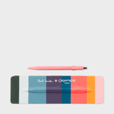 Paul Smith Caran d'Ache + 849 Coral Pink Ballpoint Pen