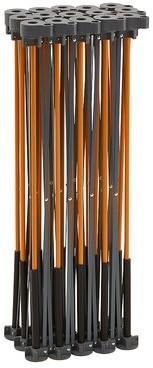 "CK15S Rectangular Folding Table Bora Size: 30"" H x 38"" L x 15"" W"