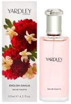 Yardley London YardleyLondon English Dahlia By of London 4.2 oz Eau De Toilette Spray