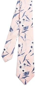 Ted Baker Silk Floral Tie