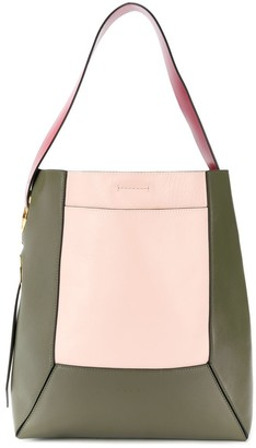 Marni Nemo two-toned bag