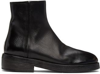 Marsèll Black Tozzi Boots
