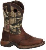 """Durango Children's Boot DBT0121 Lil' Rebel 8"""" Saddle"""
