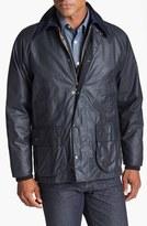 Barbour Men's 'Bedale' Regular Fit Waxed Cotton Jacket