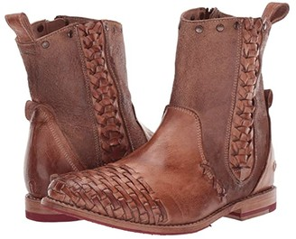Bed Stu Baxter (Tan) Women's Boots