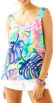 Lilly Pulitzer Cosmos Sleeveless Top