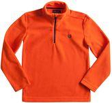 Chaps Toddler Boy Mockneck 1/4-Zip Microfleece Pullover