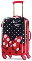 American Tourister Disney's Minnie Mouse Red Bow Hardside Spinner Luggage by