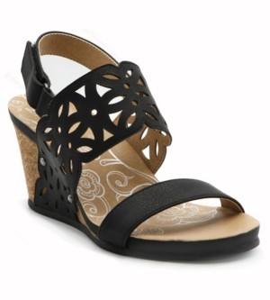 Mootsies Tootsies Women's Tania Wedge Sandal Women's Shoes