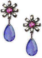 BaubleBar Jewel Floral Gem Drops