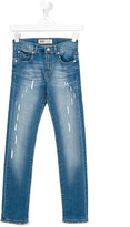 Levi's Kids - 510 skinny jeans - kids - Cotton/Spandex/Elastane - 16 yrs