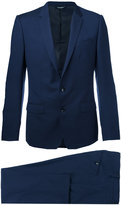 Dolce & Gabbana patterned suit - men - Acetate/Cupro/Viscose/Wool - 48