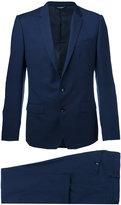 Dolce & Gabbana patterned suit - men - Acetate/Cupro/Viscose/Wool - 50