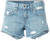 Rag & Bone Jean - denim shorts - women - Cotton - 24