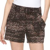 Apt. 9 Women's Print Soft Shorts