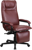Asstd National Brand Reclining Leather Office Chair
