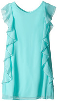 Ella Moss Eden Asymmetrical Dress (Big Kids)