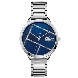 Lacoste Women's Analogue Quartz Watch with Stainless Steel Strap 2001095