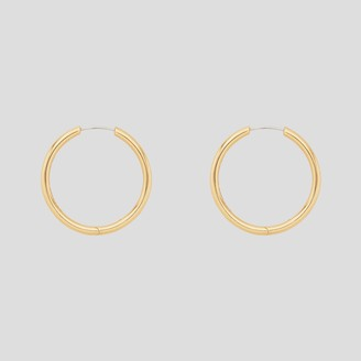 Marc Jacobs The Bubbly Hinge Hoops