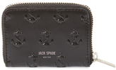 Jack Spade Embossed Anchor Coin Wallet