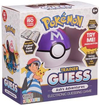 Pokemon Trainer Guess Ash's Adventures
