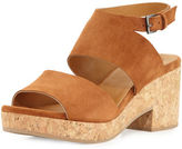 Coclico Match Low-Heel Cork Sandal