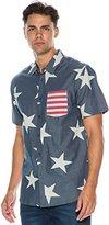 Billabong Men's Unify Short Sleeve Woven Shirt