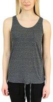 Eleven Paris Women's sleeveless Vest - Grey -