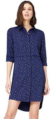 find. Women's Dress Midi Printed,(Manufacturer size: XXX-Large)