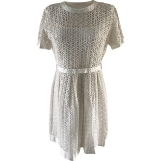 Needle & Thread Ecru Lace Dress for Women